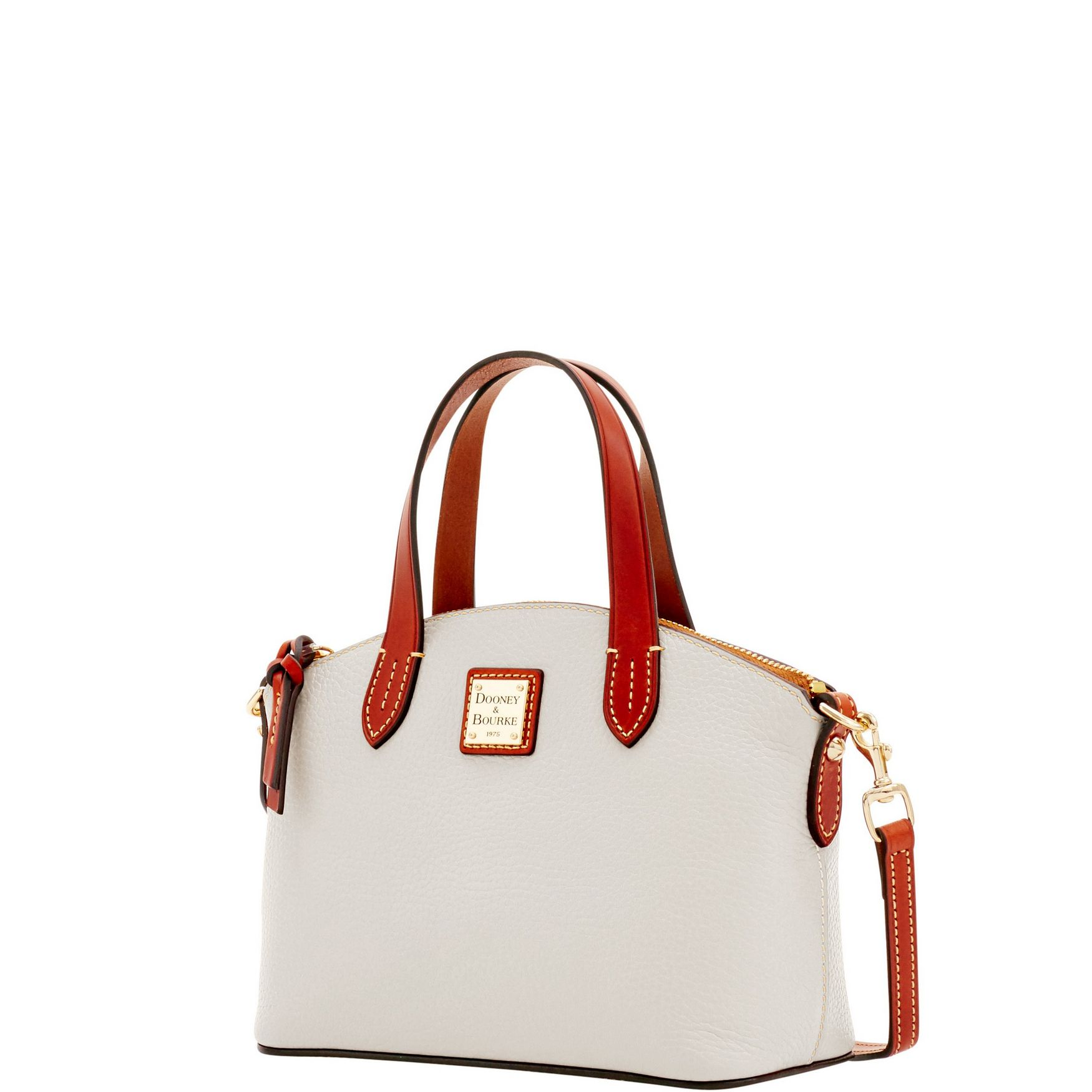 Dooney-amp-Bourke-Pebble-Grain-Ruby-Top-Handle-Bag thumbnail 28