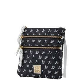 Athletics Triple Zip Crossbody
