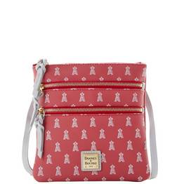 Angels Triple Zip Crossbody