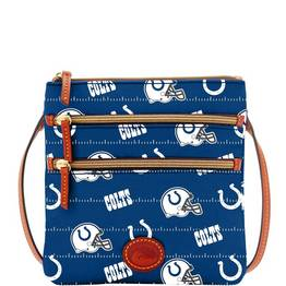 Colts North South Triple Zip