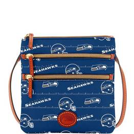 Seahawks North South Triple Zip