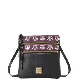 Texas A&M Triple Zip Crossbody