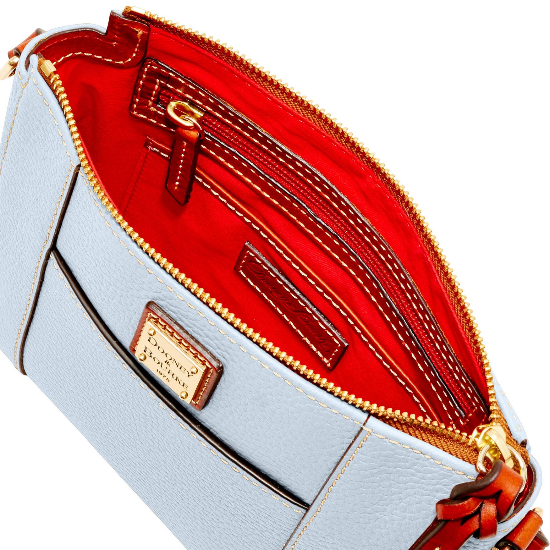 Dooney-amp-Bourke-Pebble-Grain-Lexington-Crossbody-Shoulder-Bag thumbnail 33