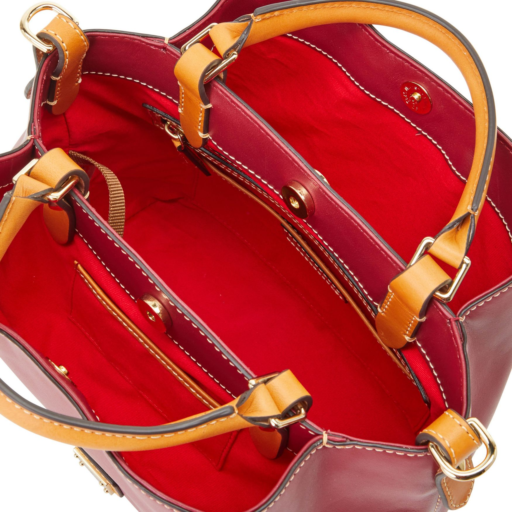 Dooney-amp-Bourke-Wexford-Leather-Small-Brenna thumbnail 38
