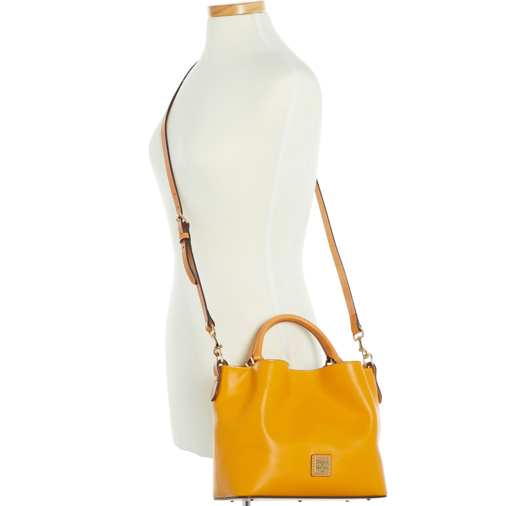 Dooney-amp-Bourke-Wexford-Leather-Small-Brenna thumbnail 46