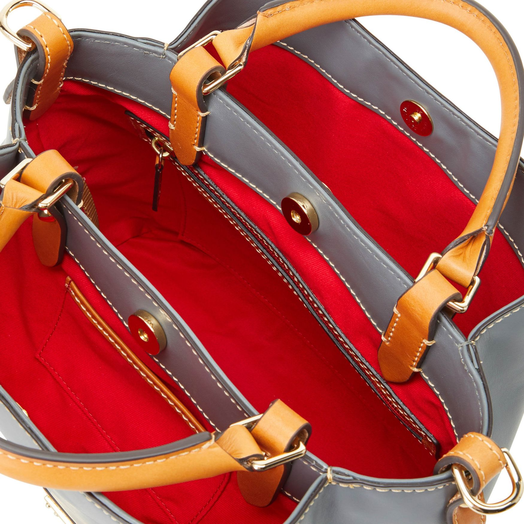 Dooney-amp-Bourke-Wexford-Leather-Small-Brenna thumbnail 73