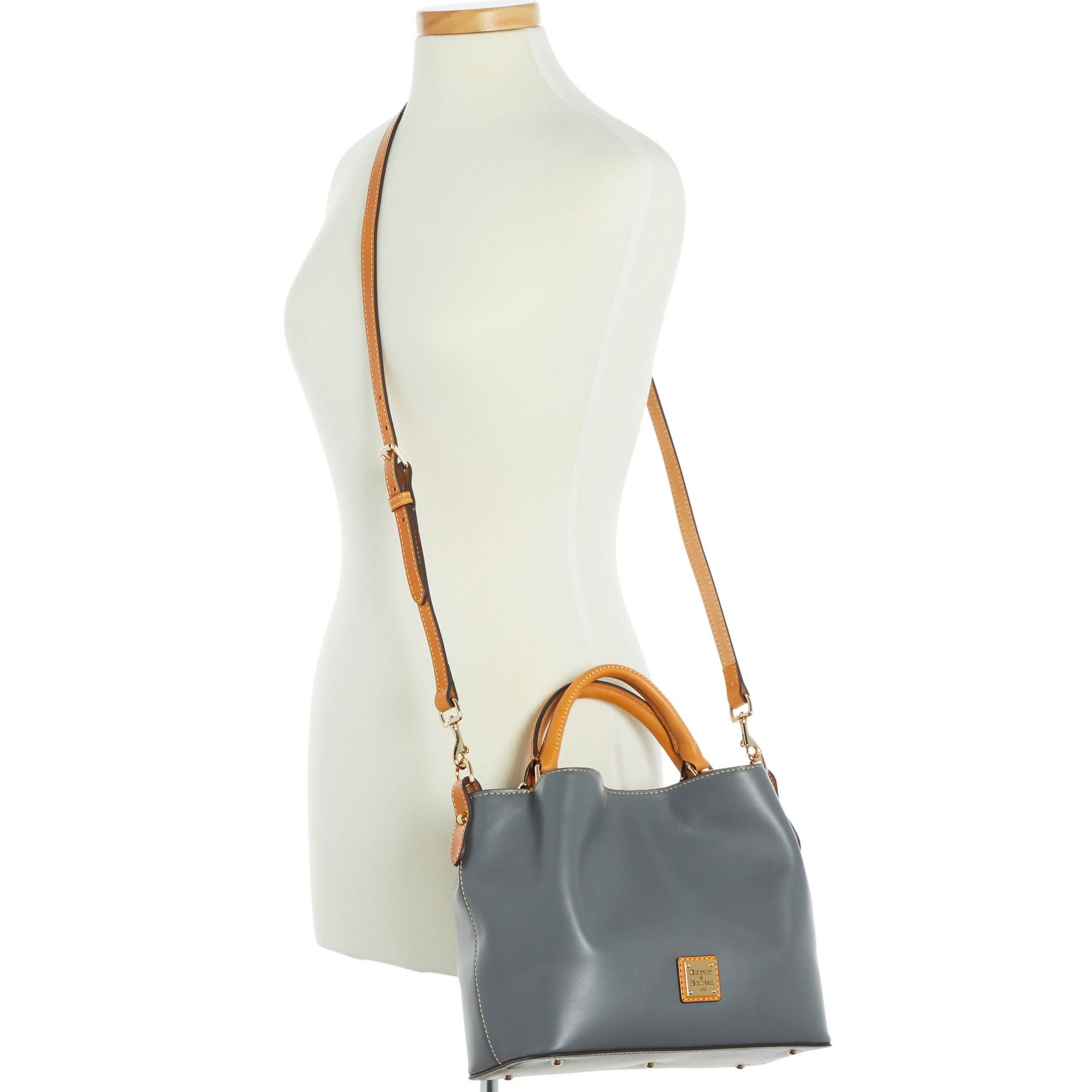 Dooney-amp-Bourke-Wexford-Leather-Small-Brenna thumbnail 74