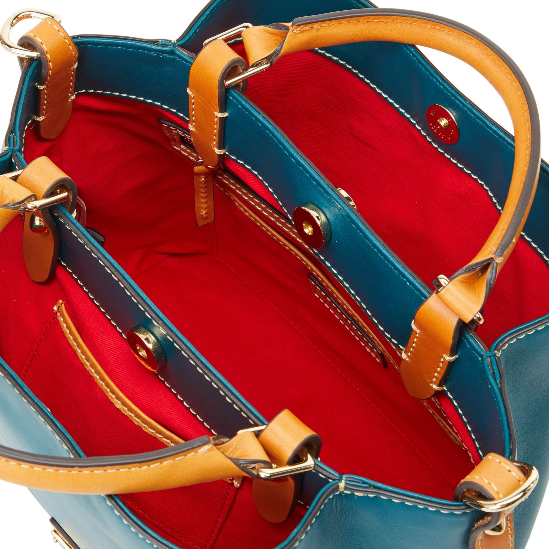 Dooney-amp-Bourke-Wexford-Leather-Small-Brenna thumbnail 31
