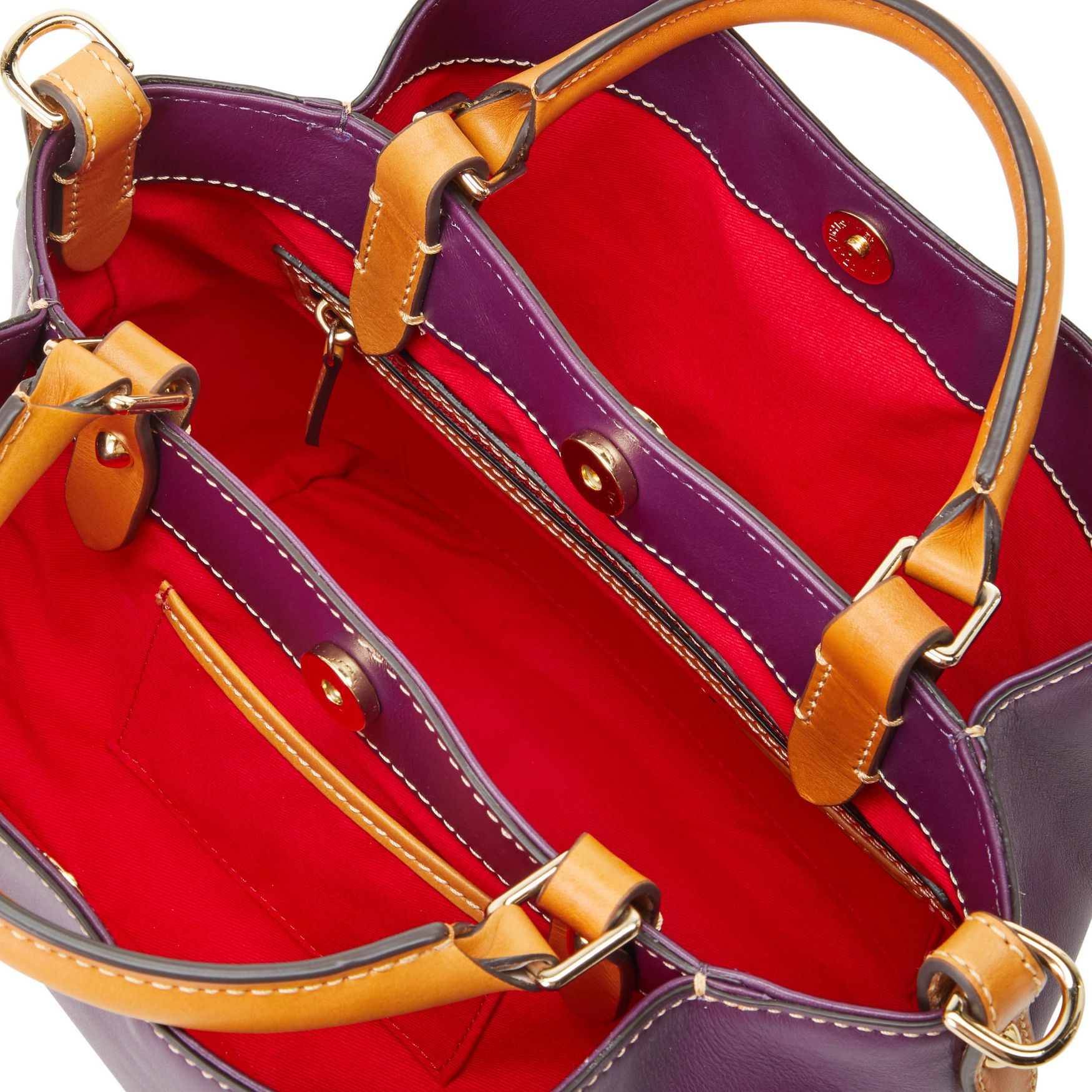 Dooney-amp-Bourke-Wexford-Leather-Small-Brenna thumbnail 52