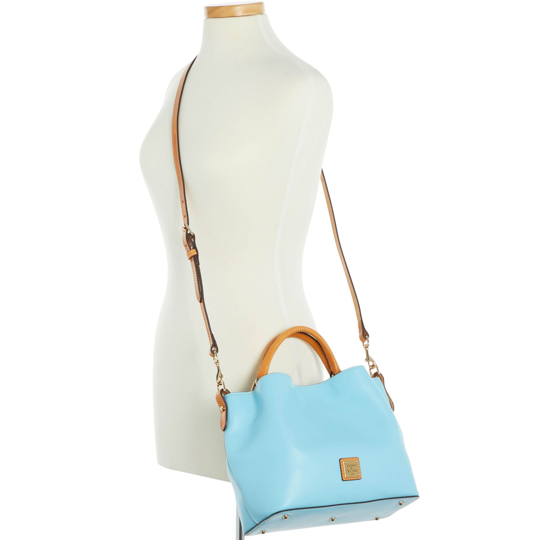 Dooney-amp-Bourke-Wexford-Leather-Small-Brenna thumbnail 25