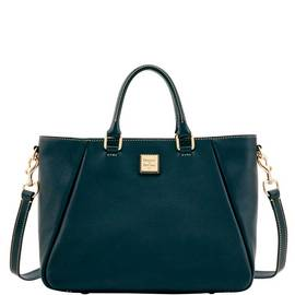 Top Zip Satchel