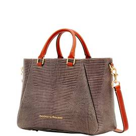 Zip Top Satchel