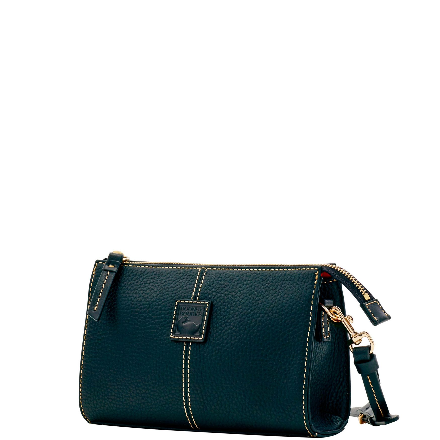 Dooney-amp-Bourke-Pebble-Grain-Small-Janine-Crossbody-Shoulder-Bag thumbnail 8
