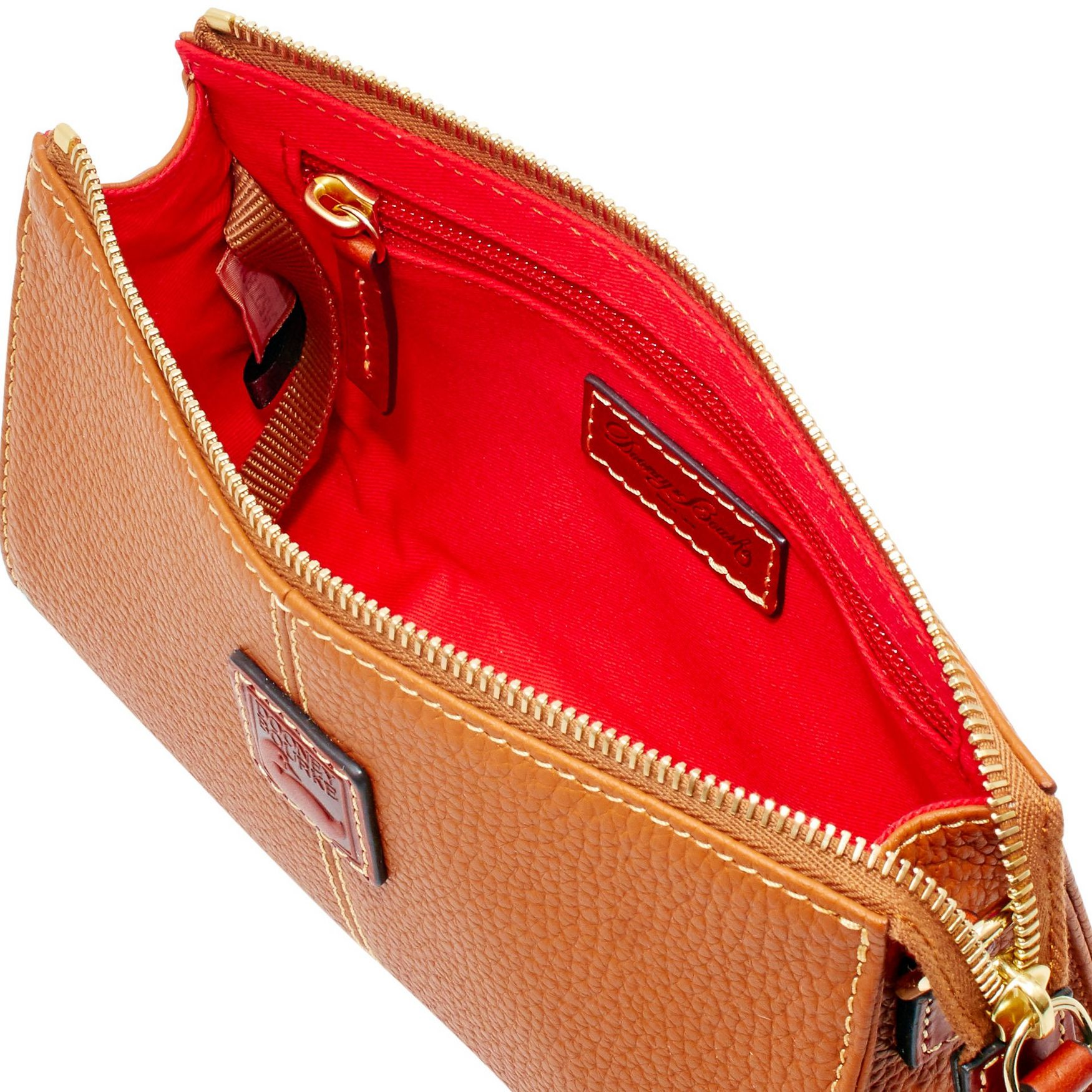 Dooney-amp-Bourke-Pebble-Grain-Small-Janine-Crossbody-Shoulder-Bag thumbnail 17
