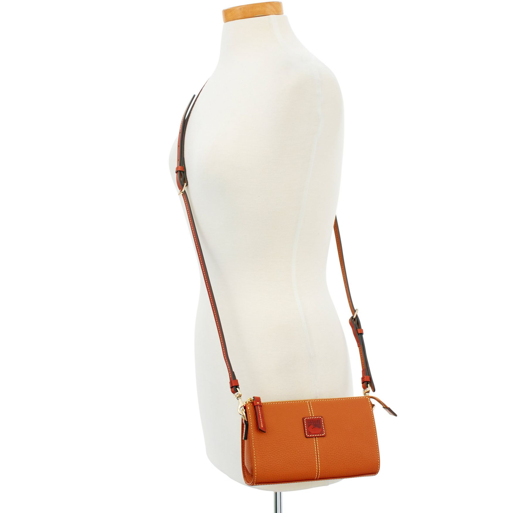 Dooney-amp-Bourke-Pebble-Grain-Small-Janine-Crossbody-Shoulder-Bag thumbnail 18
