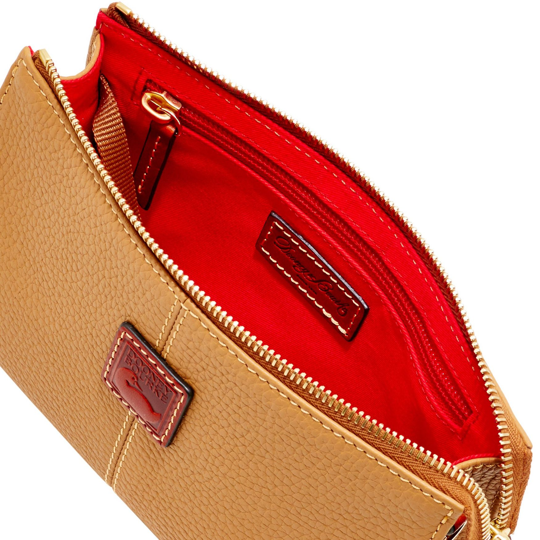 Dooney-amp-Bourke-Pebble-Grain-Small-Janine-Crossbody-Shoulder-Bag thumbnail 21