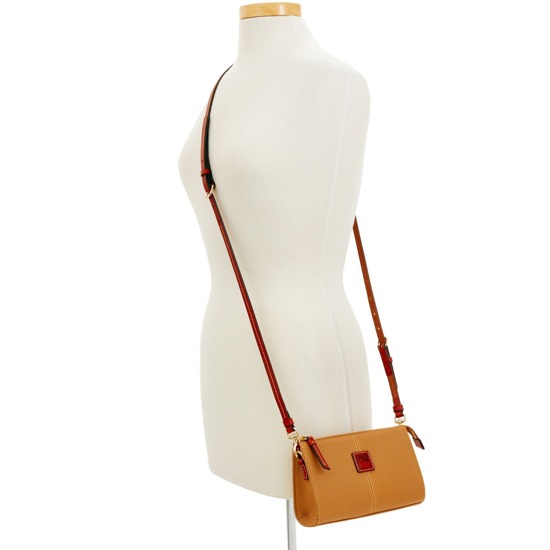 Dooney-amp-Bourke-Pebble-Grain-Small-Janine-Crossbody-Shoulder-Bag thumbnail 22