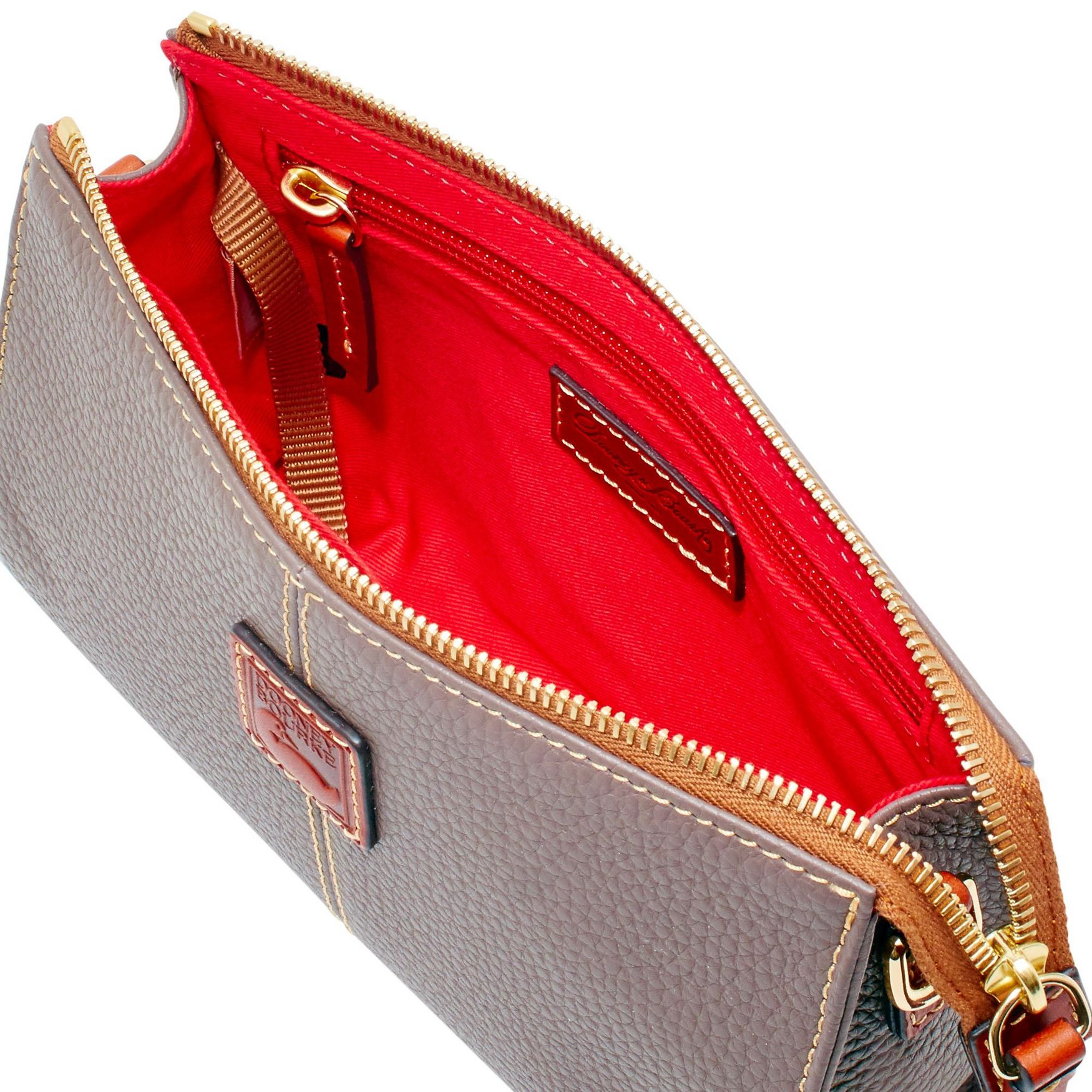 Dooney-amp-Bourke-Pebble-Grain-Small-Janine-Crossbody-Shoulder-Bag thumbnail 25