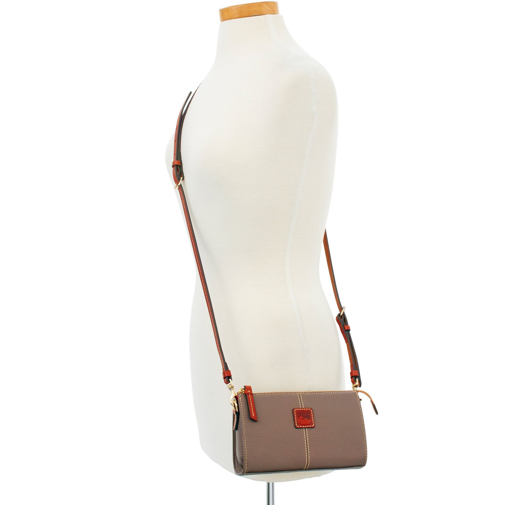 Dooney-amp-Bourke-Pebble-Grain-Small-Janine-Crossbody-Shoulder-Bag thumbnail 26