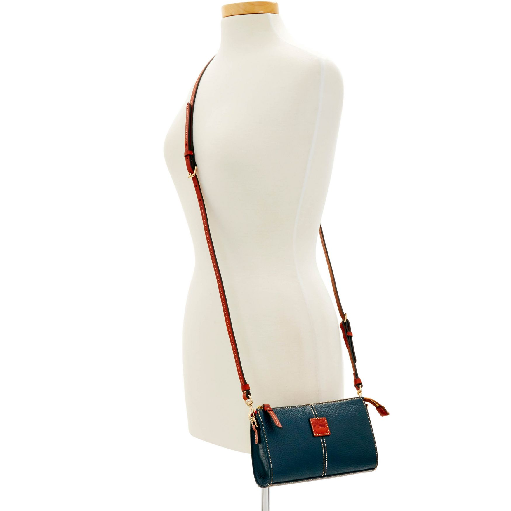 Dooney-amp-Bourke-Pebble-Grain-Small-Janine-Crossbody-Shoulder-Bag thumbnail 38