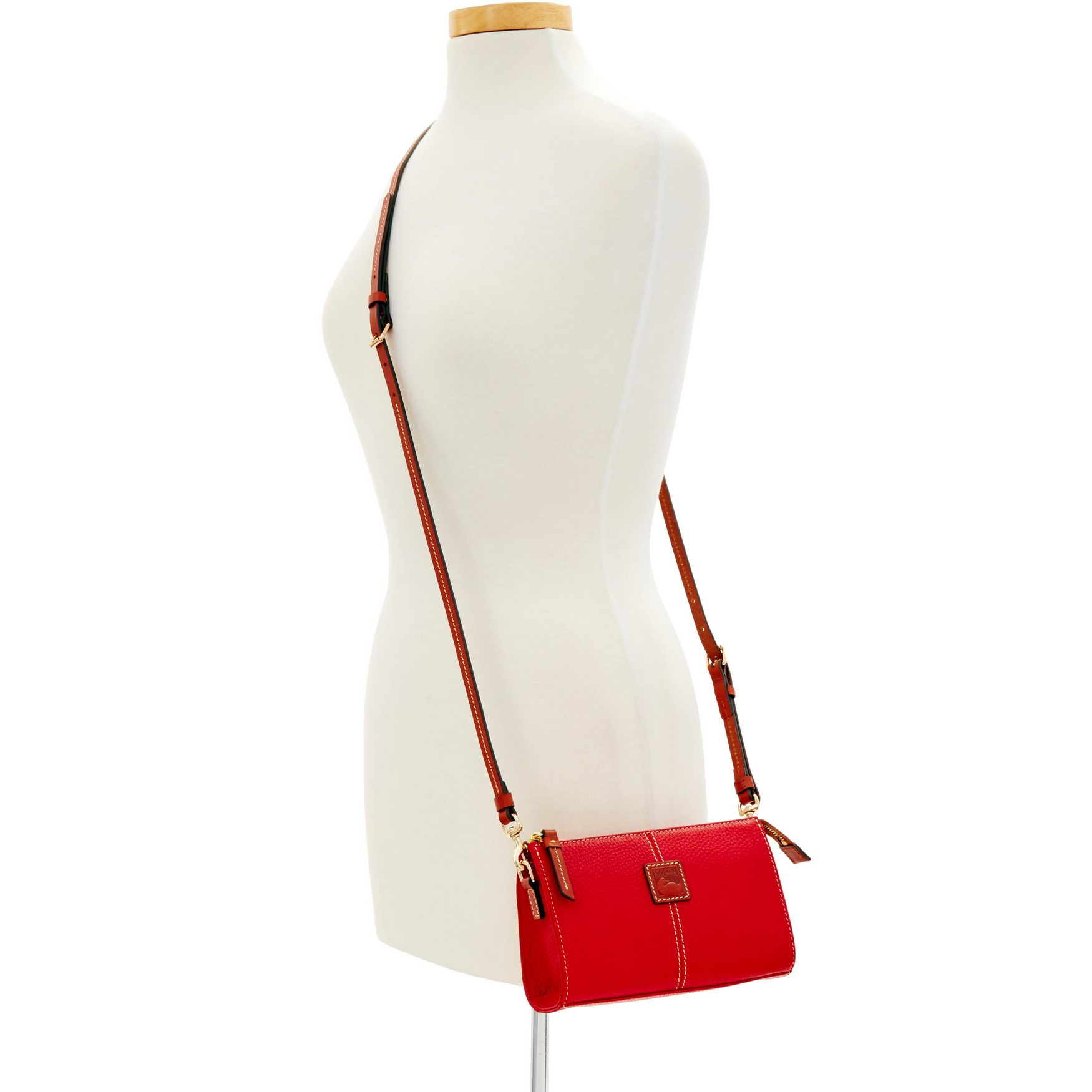 Dooney-amp-Bourke-Pebble-Grain-Small-Janine-Crossbody-Shoulder-Bag thumbnail 42