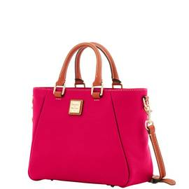 Small Top Zip Satchel