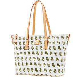 Baylor Zip Top Shopper