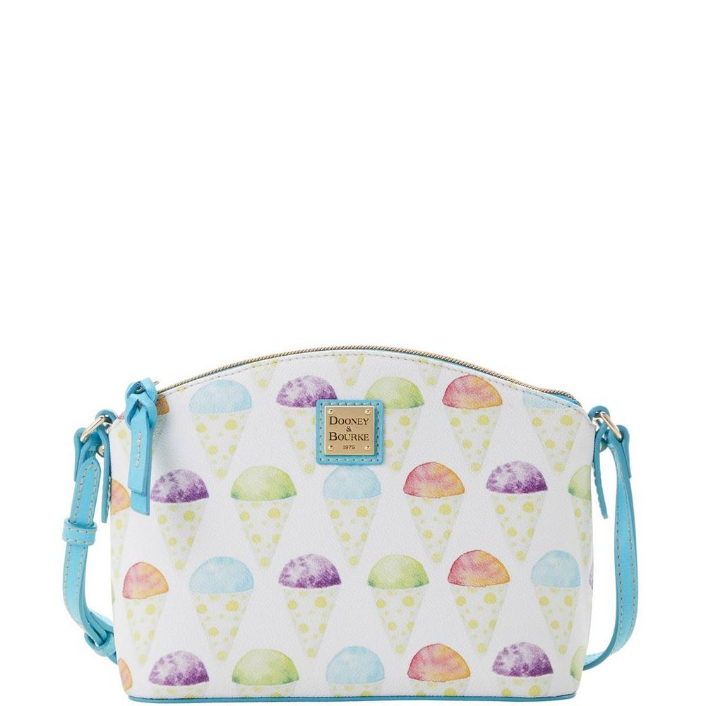 Dooney & Bourke Snow Cones Suki Crossbody Shoulder Bag