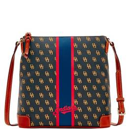 Indians Zip Crossbody
