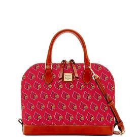 Louisville Zip Zip Satchel