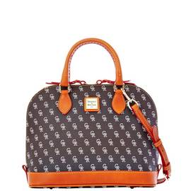 Rockies Zip Zip Satchel