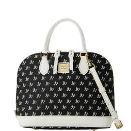 Athletics Zip Zip Satchel