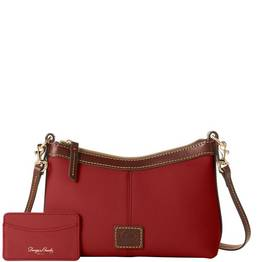Crossbody Pouch & Business Card Case
