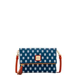 Tigers Foldover Crossbody