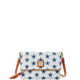 Cowboys Foldover Crossbody