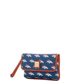 Broncos Milly Wristlet