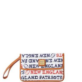 Patriots Milly Wristlet
