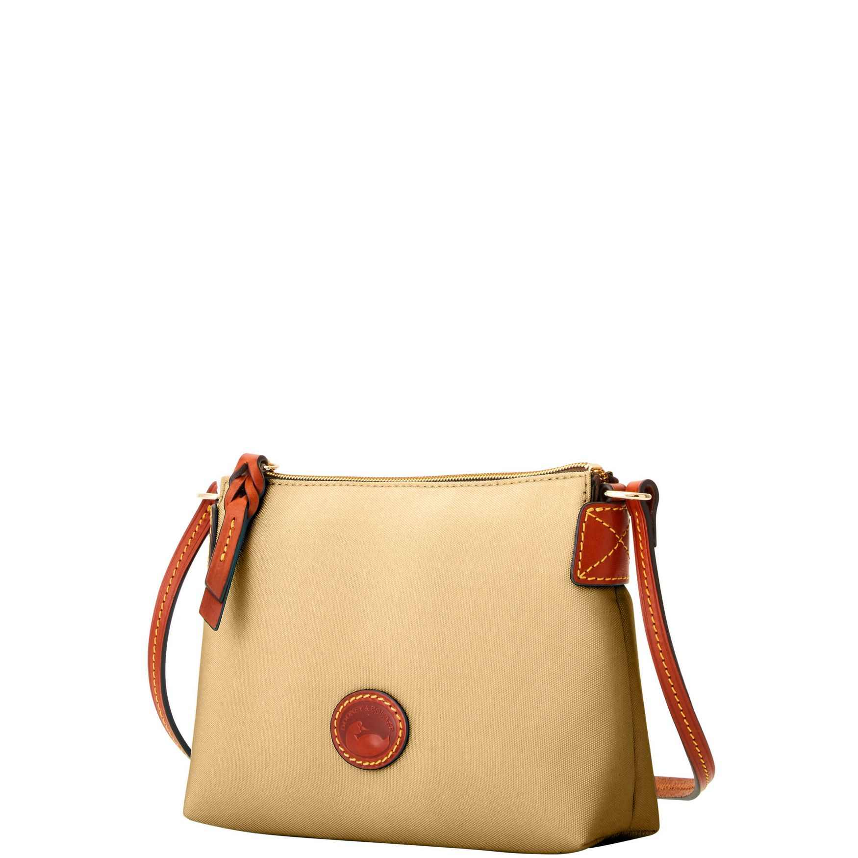 Dooney-amp-Bourke-Nylon-Crossbody-Pouchette-Shoulder-Bag thumbnail 33