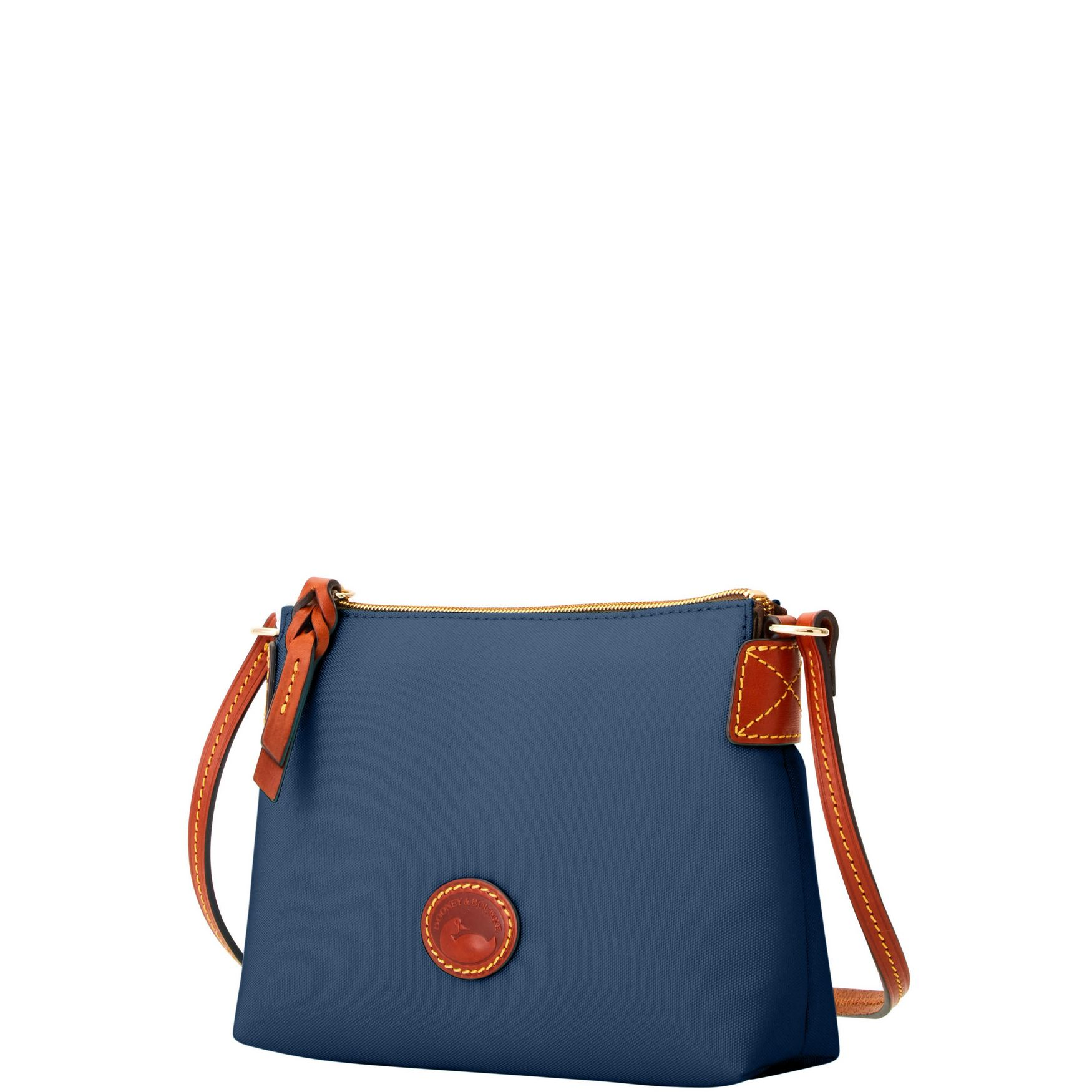 Dooney-amp-Bourke-Nylon-Crossbody-Pouchette-Shoulder-Bag thumbnail 39