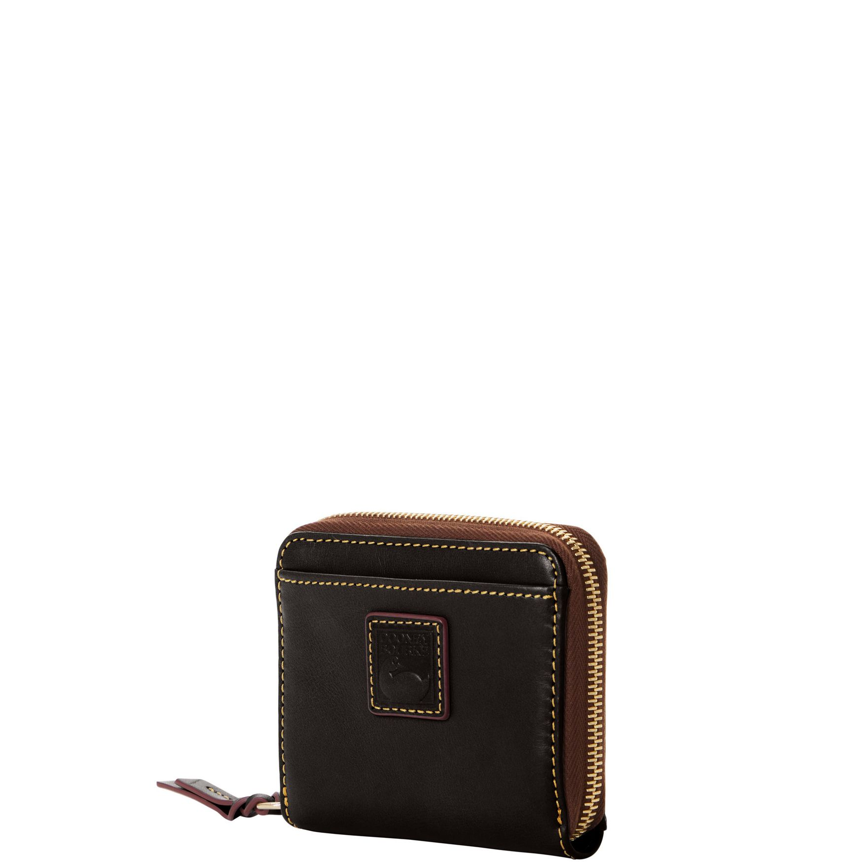 Dooney-amp-Bourke-Florentine-Small-Zip-Around-Wallet thumbnail 4