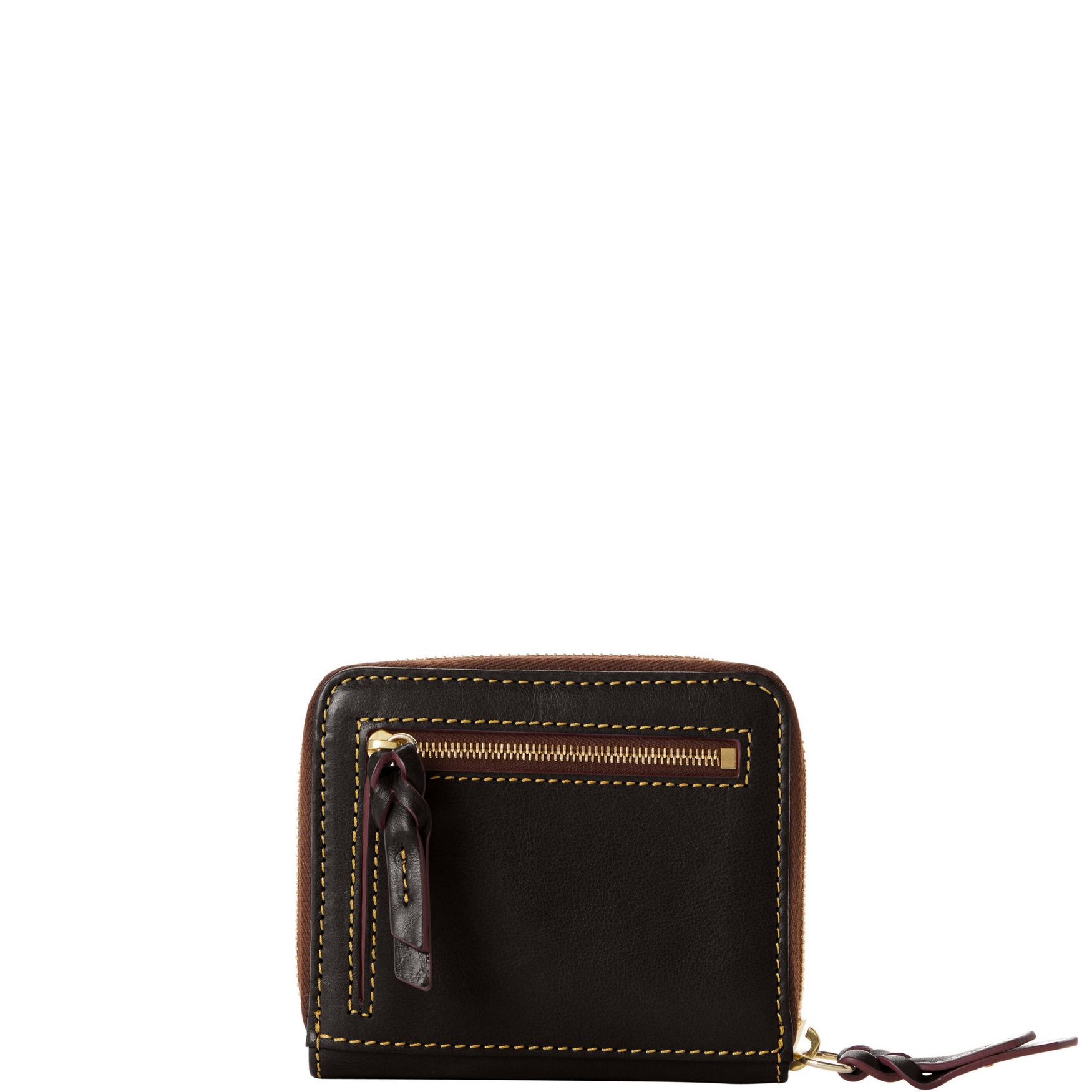 Dooney-amp-Bourke-Florentine-Small-Zip-Around-Wallet thumbnail 6
