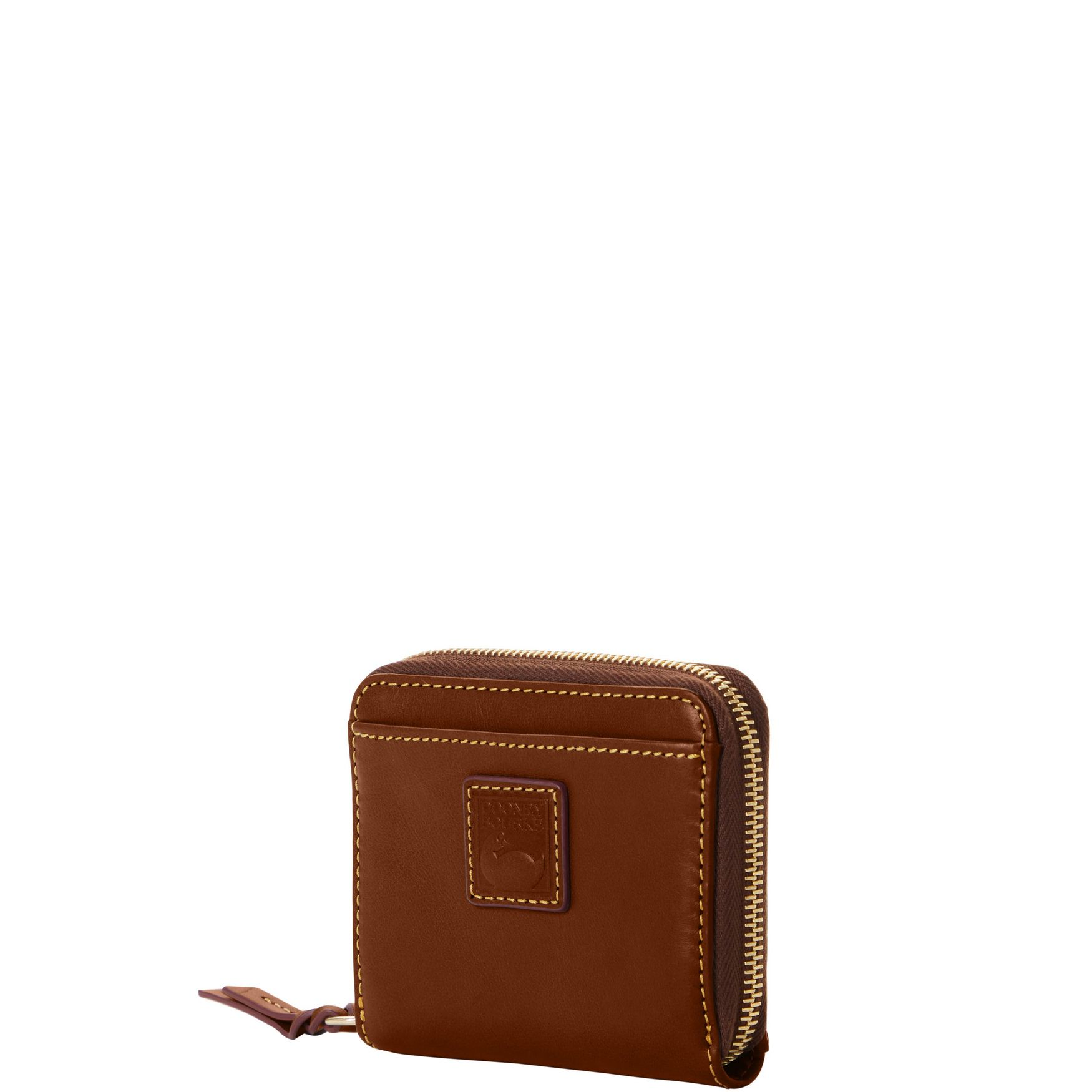 Dooney-amp-Bourke-Florentine-Small-Zip-Around-Wallet thumbnail 8