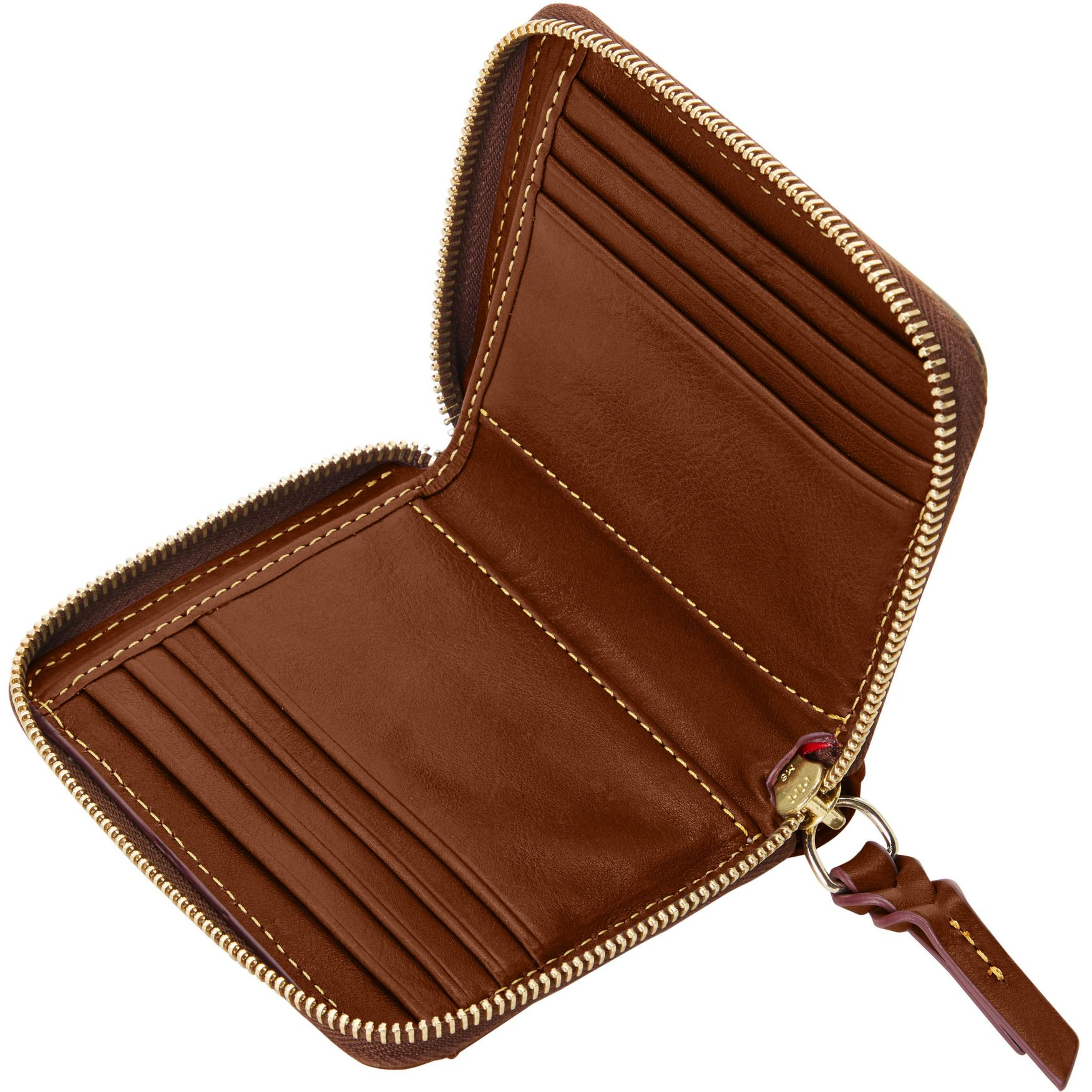 Dooney-amp-Bourke-Florentine-Small-Zip-Around-Wallet thumbnail 9