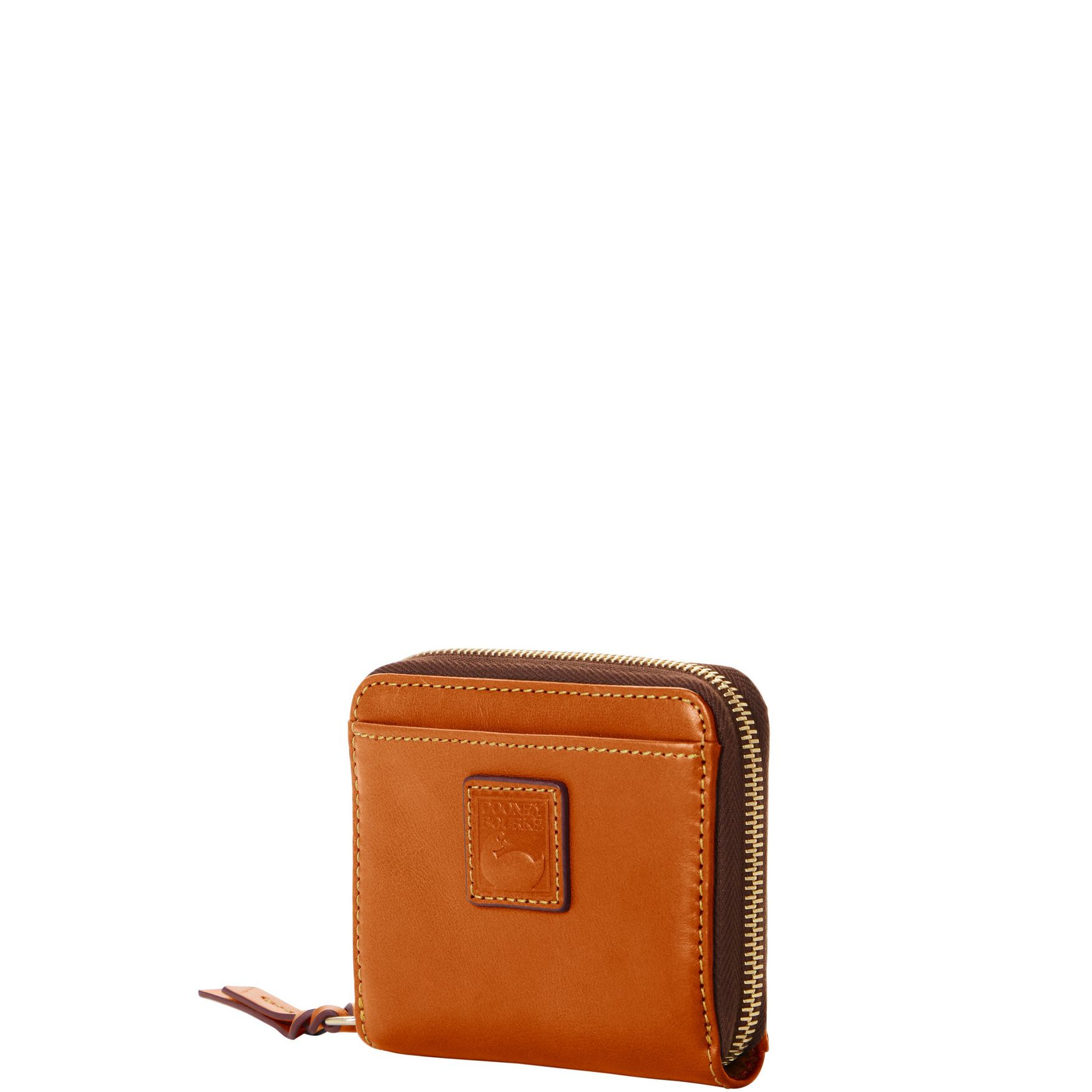 Dooney-amp-Bourke-Florentine-Small-Zip-Around-Wallet thumbnail 12