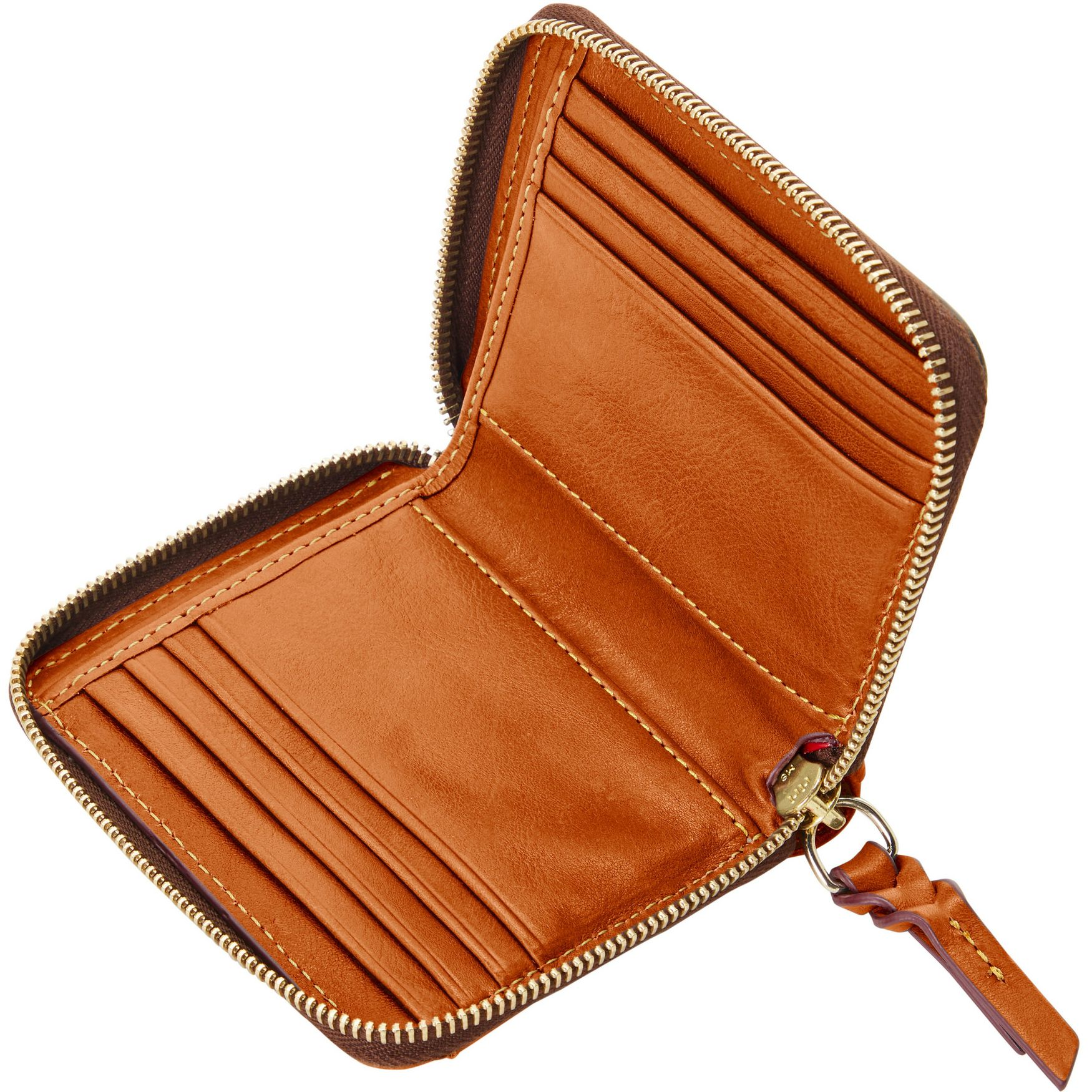 Dooney-amp-Bourke-Florentine-Small-Zip-Around-Wallet thumbnail 13