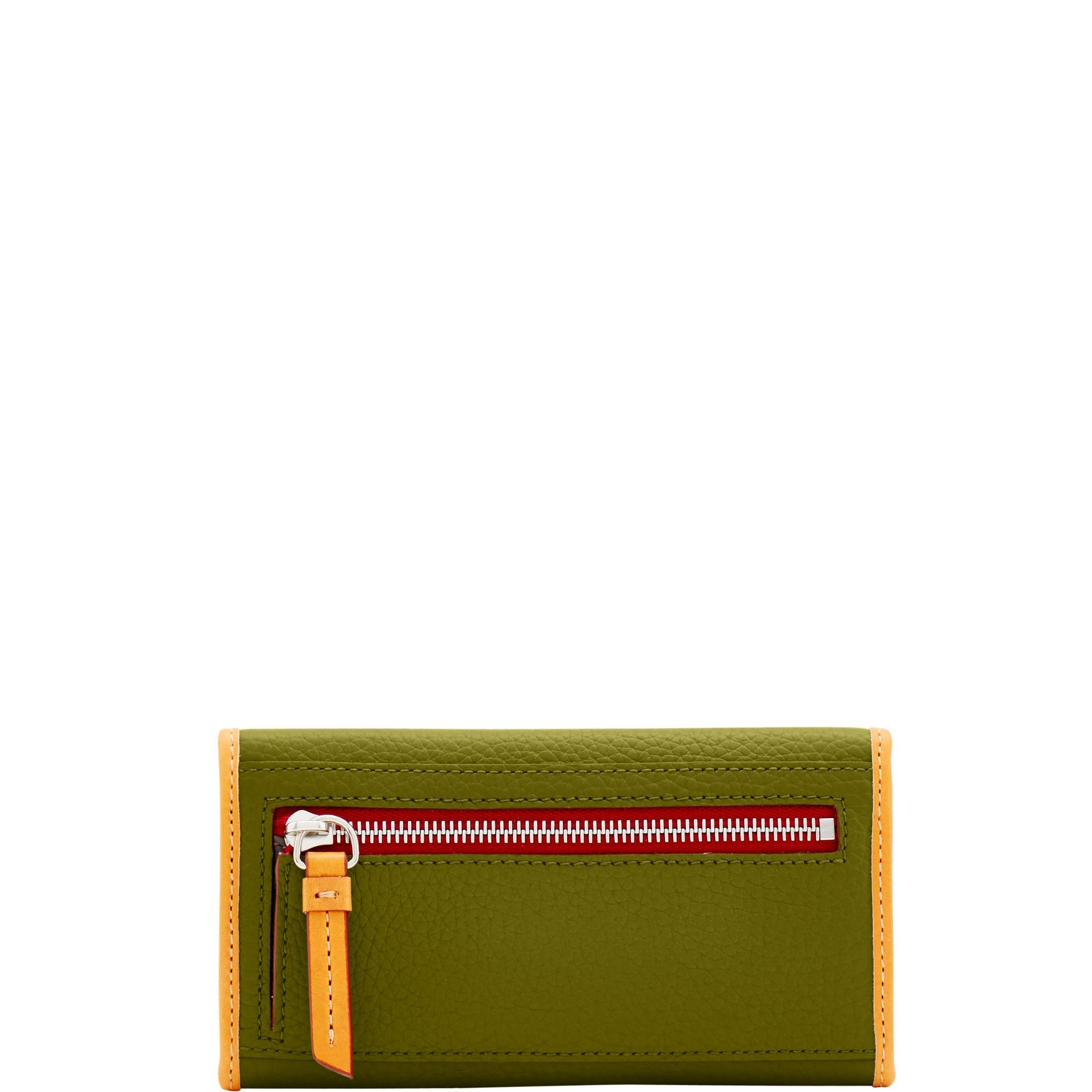 Dooney-amp-Bourke-Patterson-Leather-Continental-Clutch-Wallet thumbnail 27