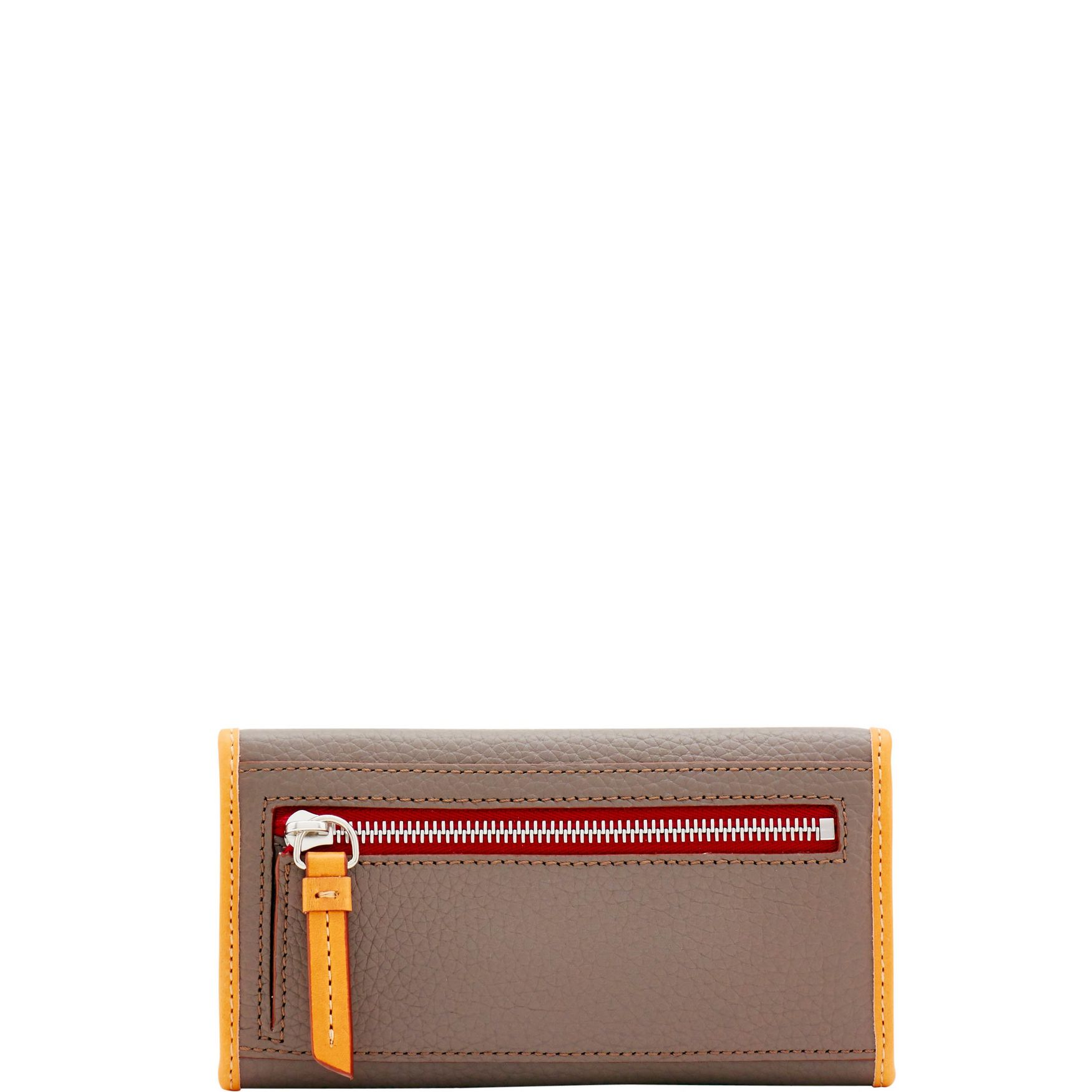 Dooney-amp-Bourke-Patterson-Leather-Continental-Clutch-Wallet thumbnail 32