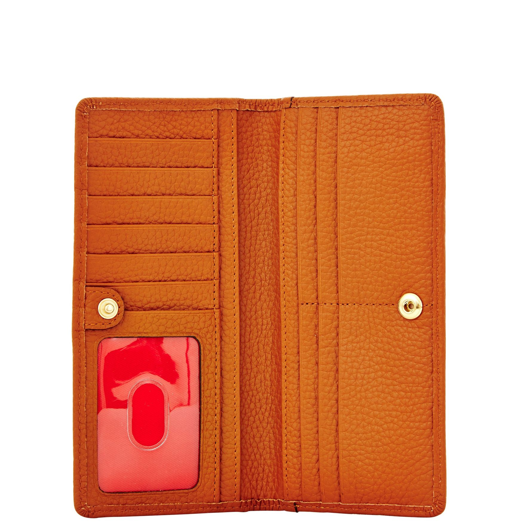 Dooney-amp-Bourke-Pebble-Grain-Slim-Wallet thumbnail 18