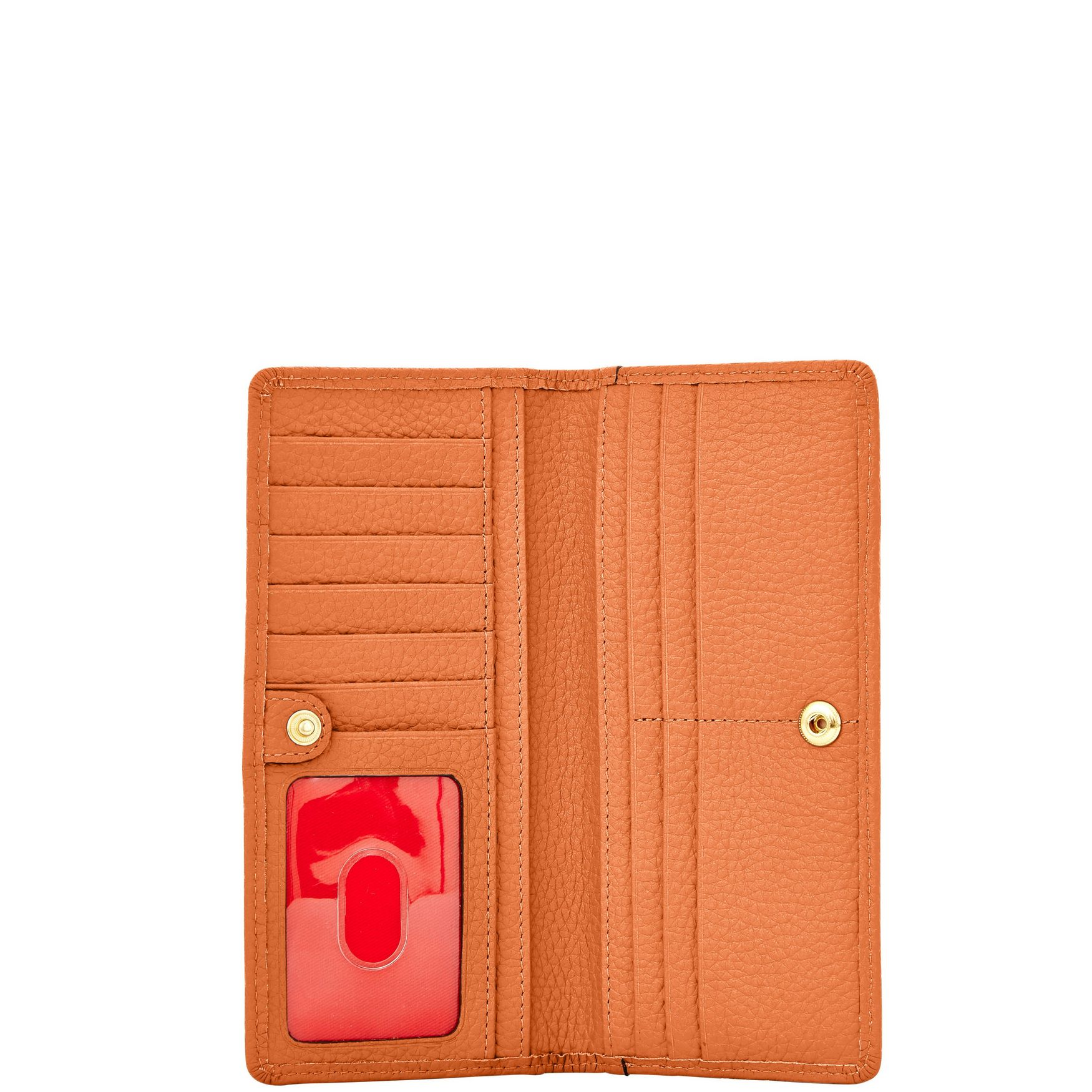 Dooney-amp-Bourke-Pebble-Grain-Slim-Wallet thumbnail 8