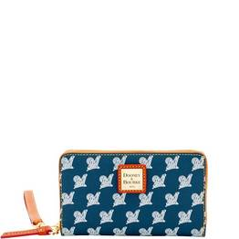 Brewers Zip Around Phone Wristlet